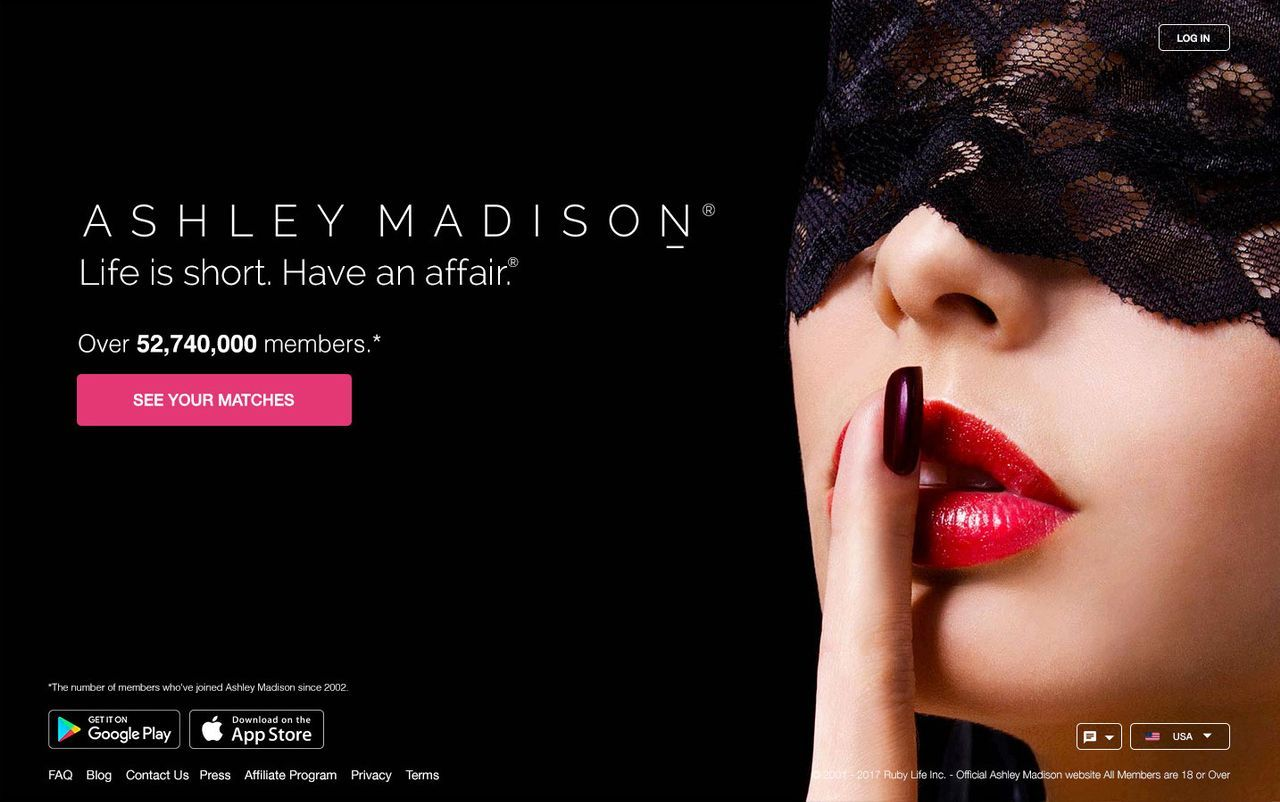 Alternatives to ashley madison