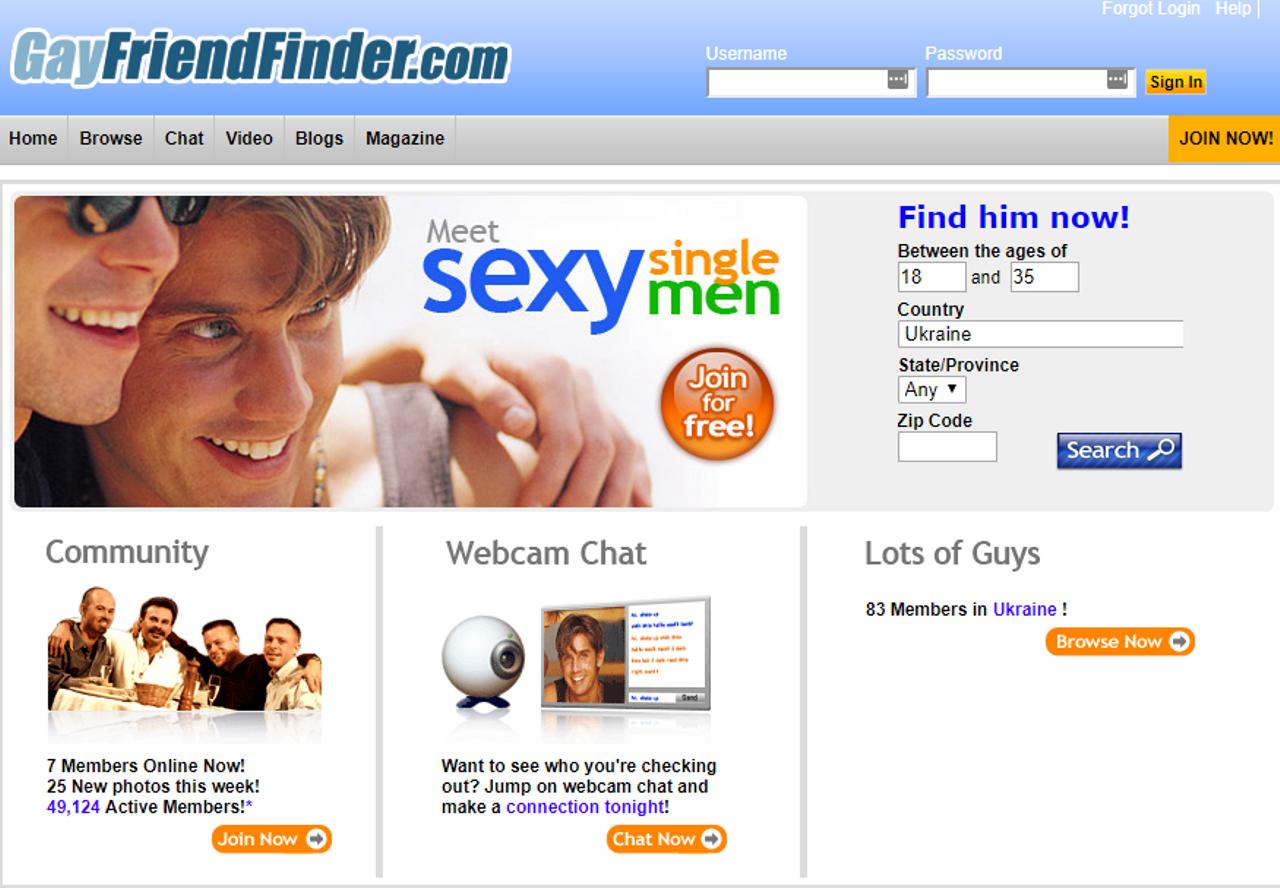 Gay Friend Finder main image