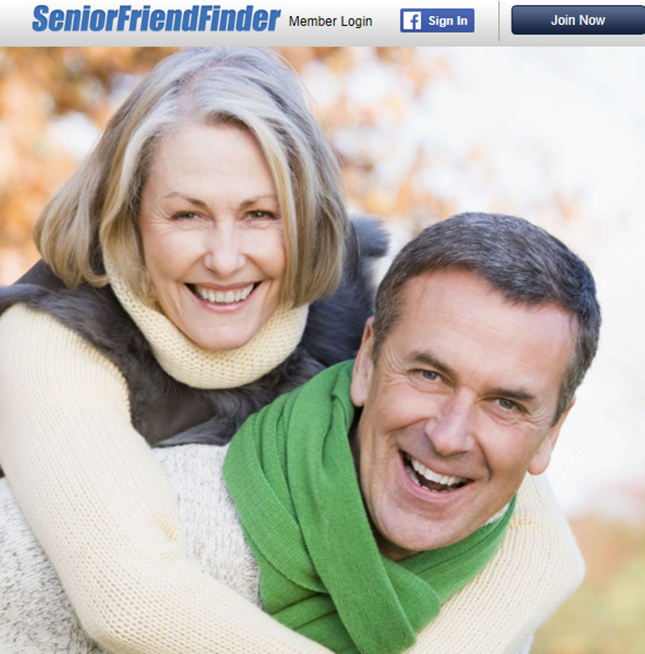 finder friend Seniors adult