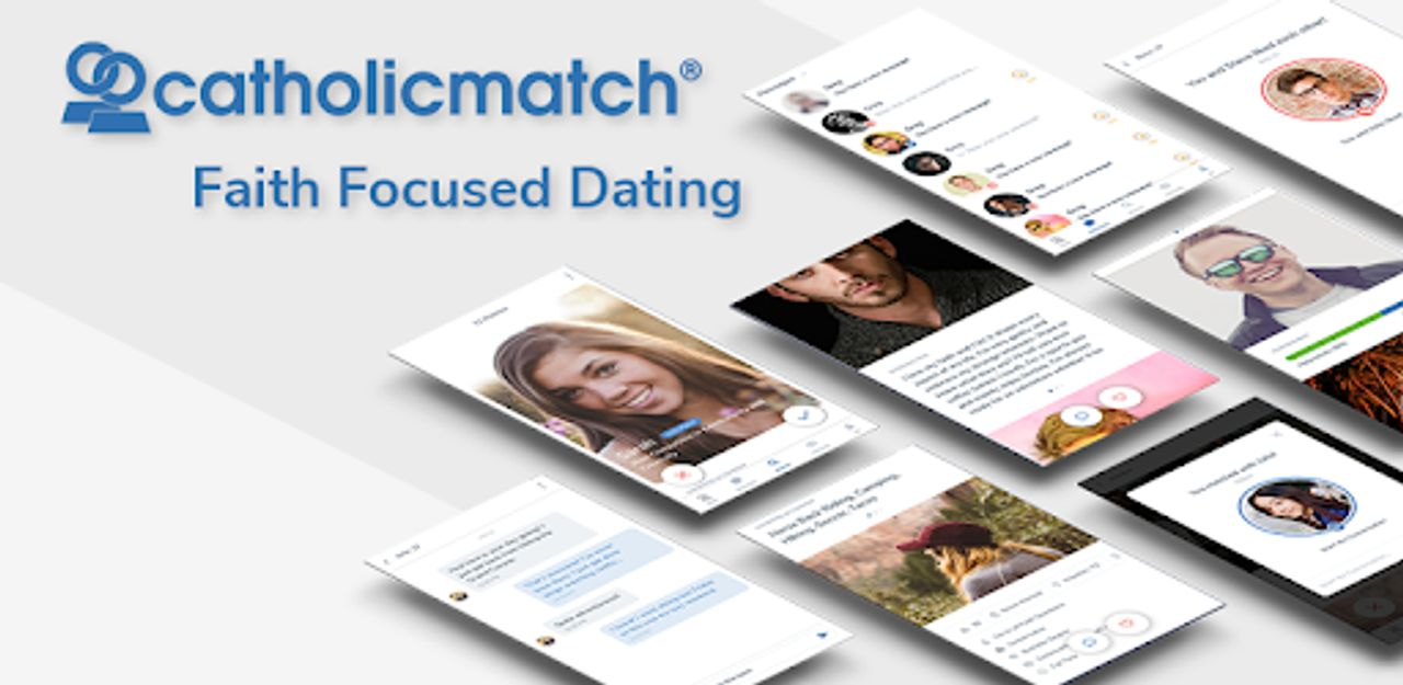CatholicMatch Mobile application