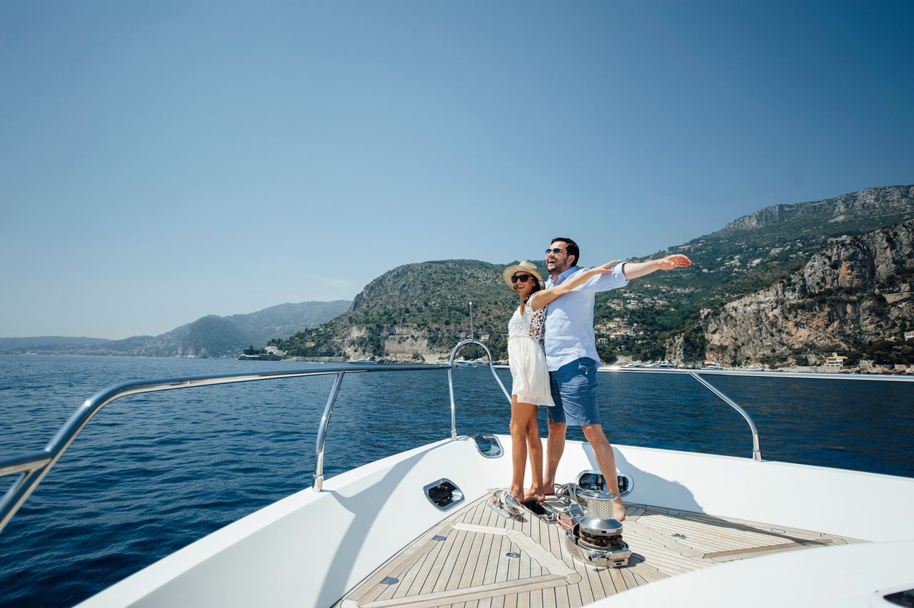 5 Romantic Travel Destinations
